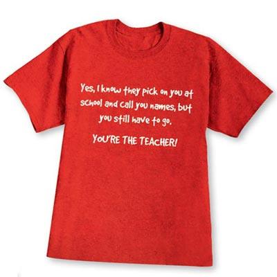 Teacher Tee
