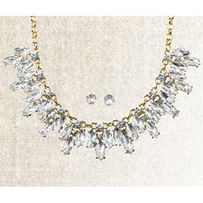 Ice Cascade Jewelry Set