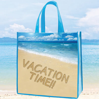 Vacation Time Tote