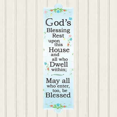 God's Blessing Sign