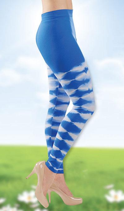 Tie-Dyed Leggings