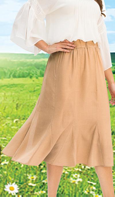 Flirty Flounce Skirt