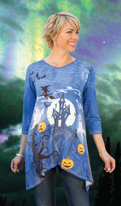 Haunted Mansion Top