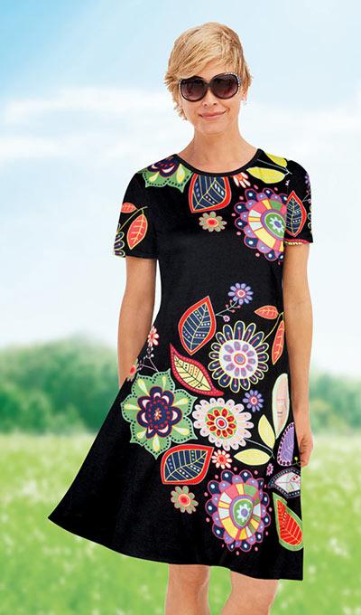 Wild & Wonderful Dress