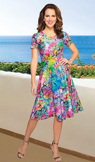 Perfect Pastel Dress