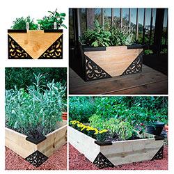GardenFrame™ Raised Garden Bed Kit