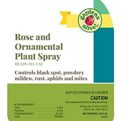 Rose & Ornamental Plant Spray