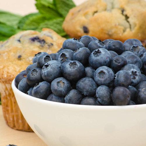Blueberry Huron