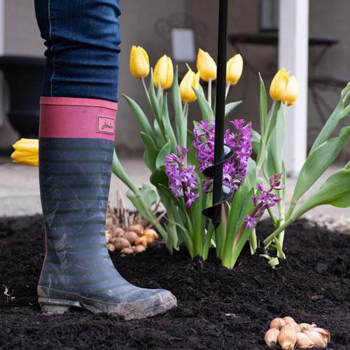 Kneesaver Planting Tool
